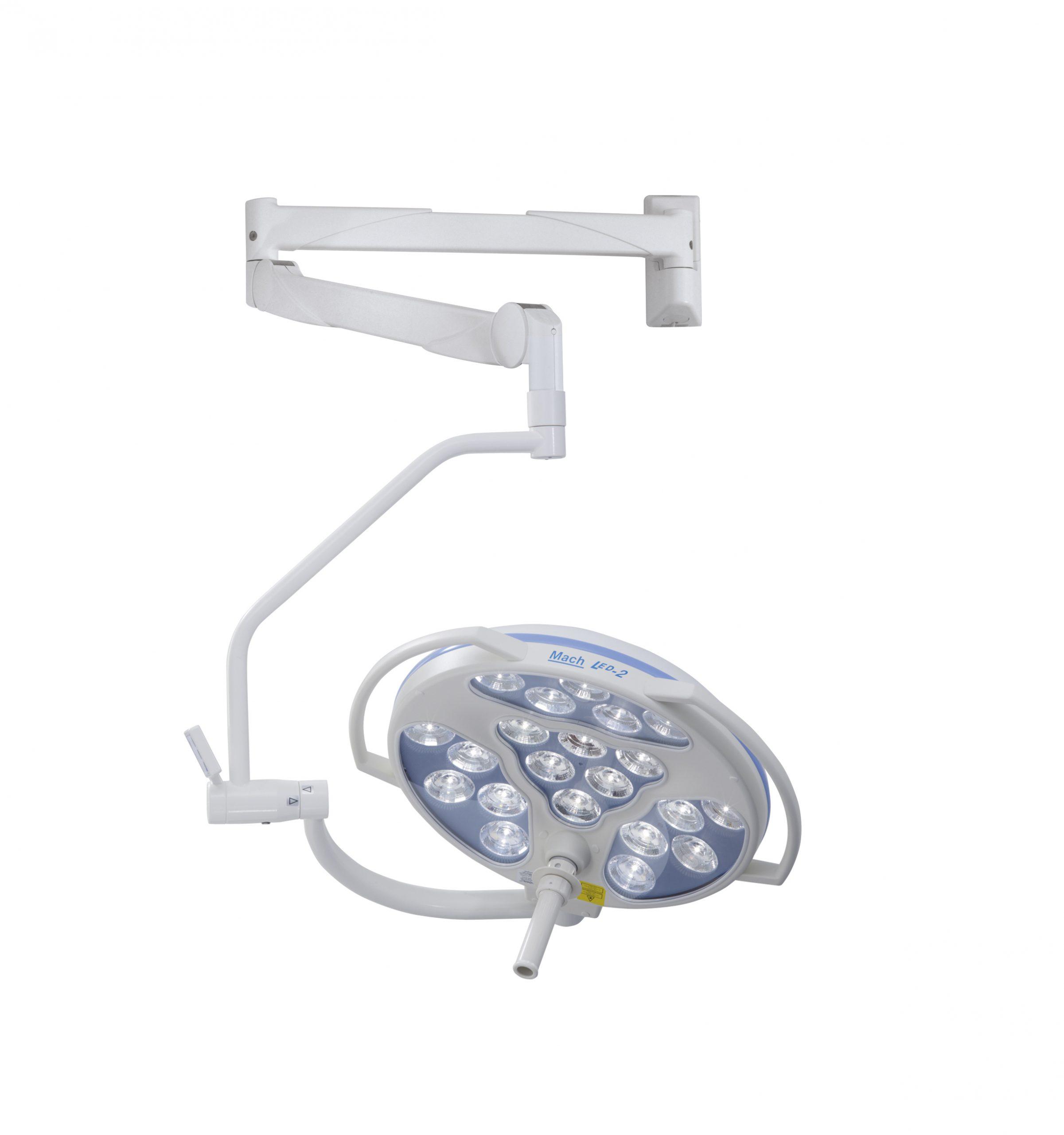 Onderzoekslamp-LED2-Wand