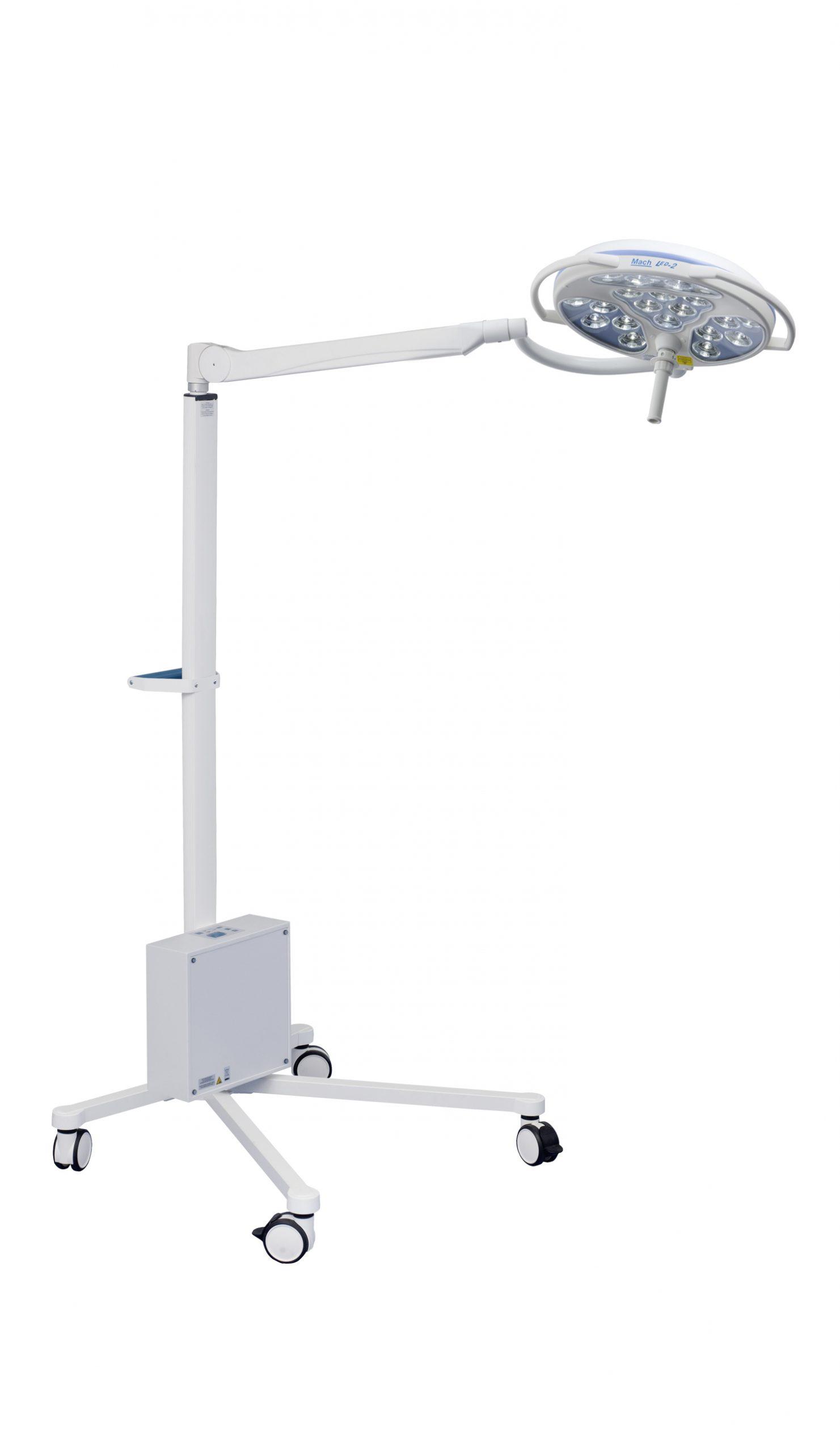 Onderzoekslamp-LED2-Statief-Noodstroom