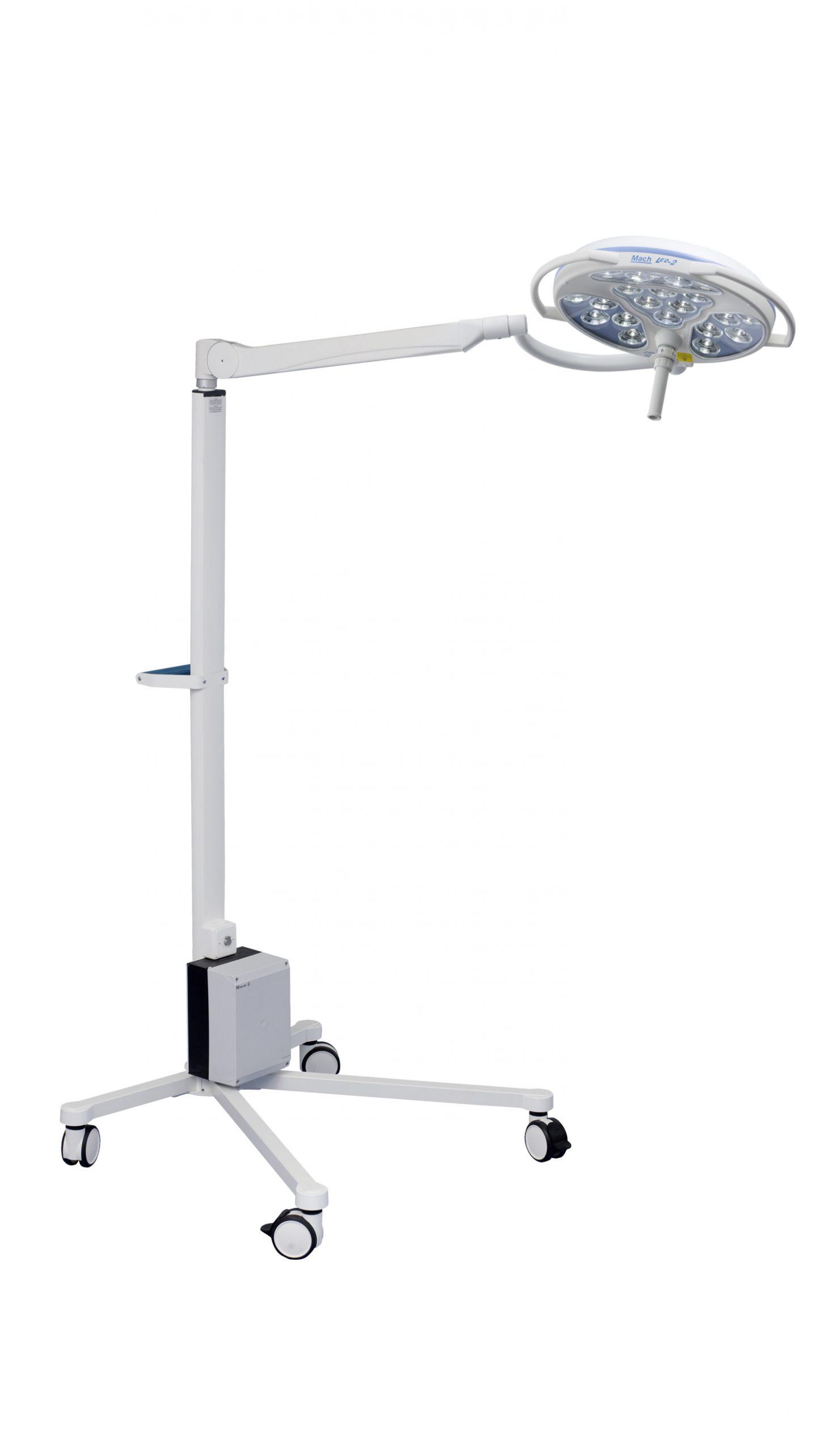 Onderzoekslamp-LED2-Statief