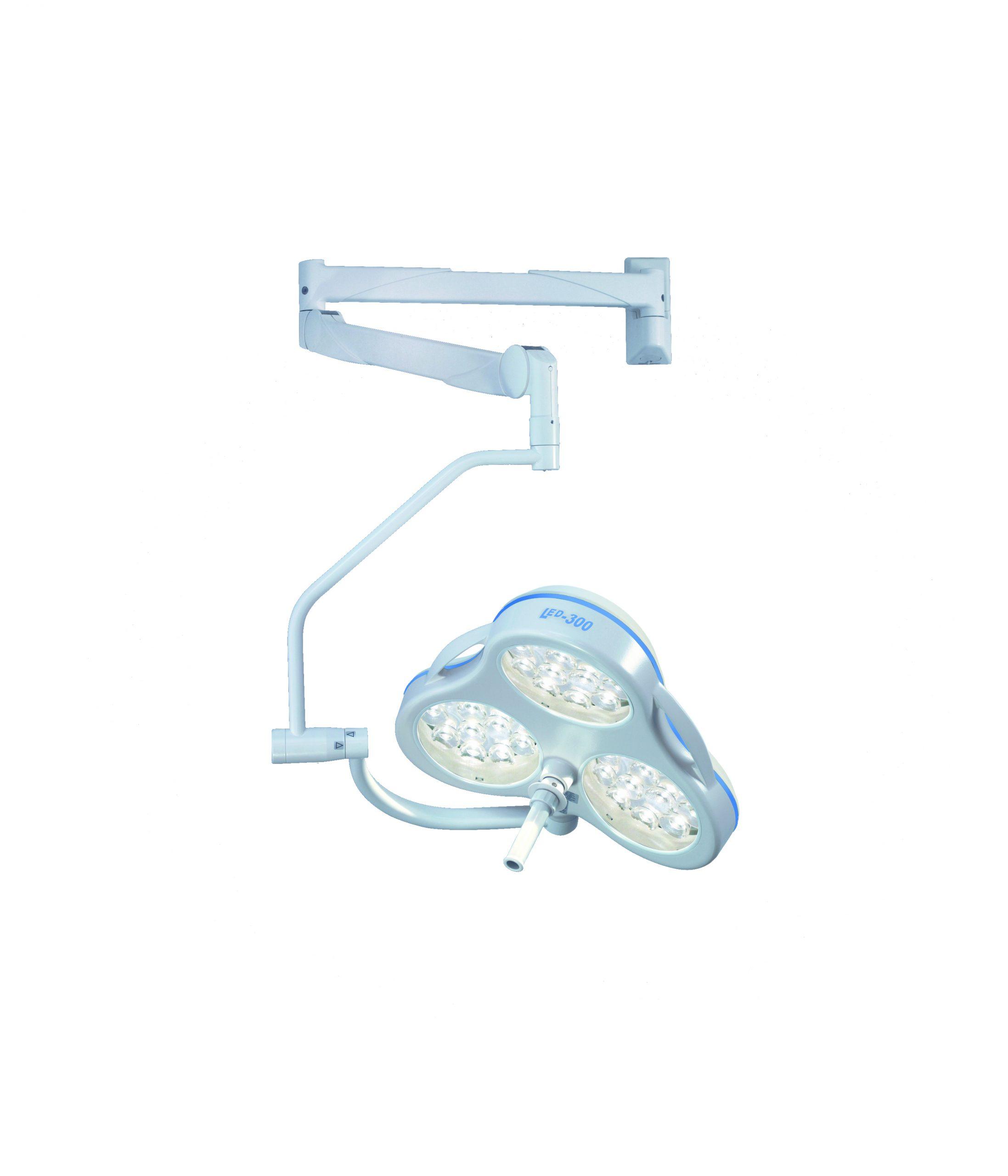 Onderzoekslamp-LED300-Wand