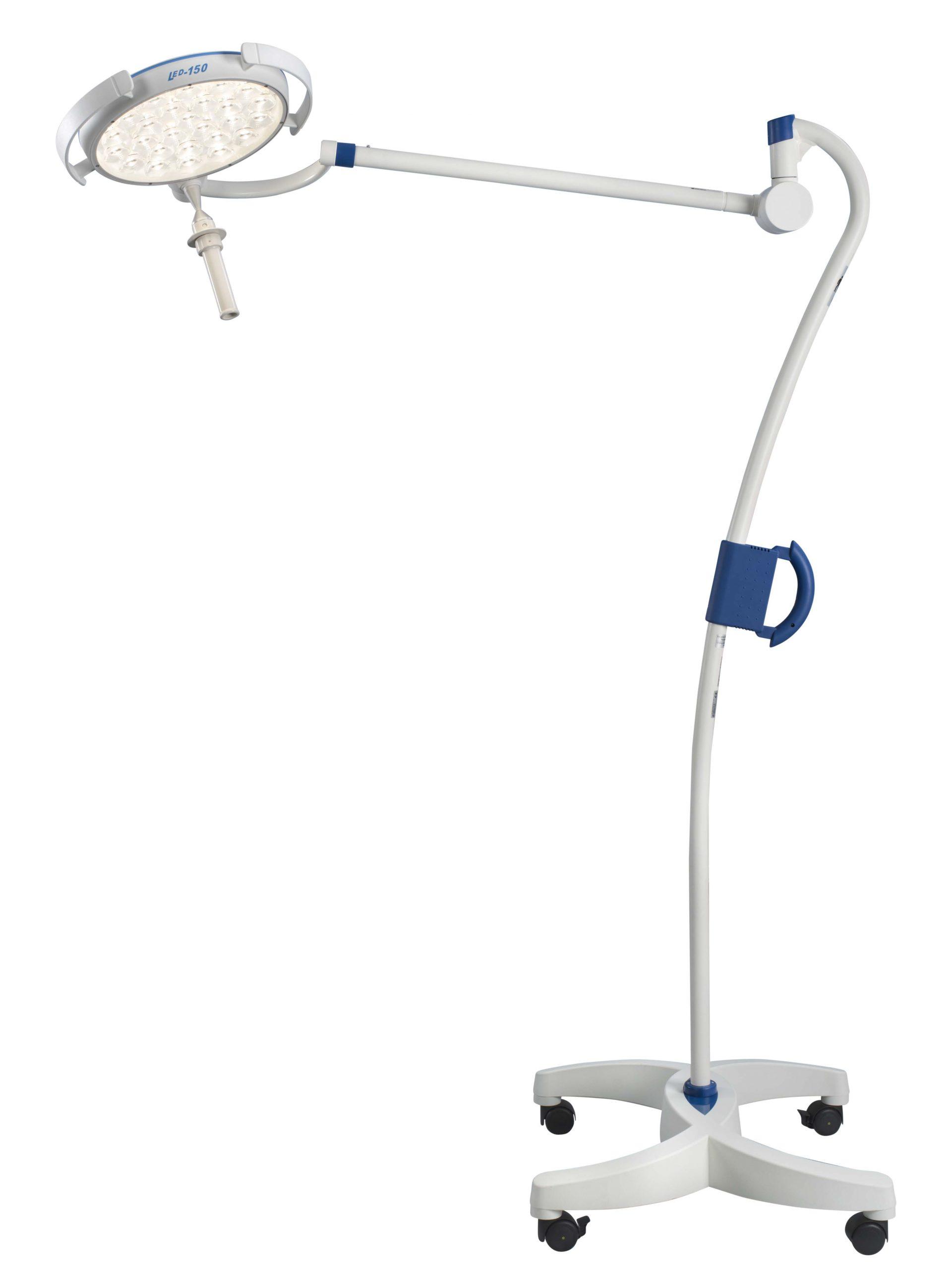 Onderzoekslamp-LED150-Swing-Statiefmodel